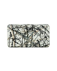 Airstream Crystal Splatter Clutch Bag by Judith Leiber Couture at Bergdorf Goodman.