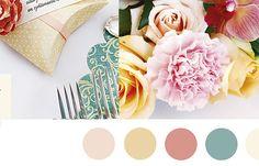 Tee itse romanttisia hääkoristeita pastellin sävyissä via Häät.fi