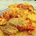 Voilà une savoureuse recette pleine de saveurs trouvée sur le forum Cookéo. Nous nous sommes régalés! 1 filet mignon de porc 1...
