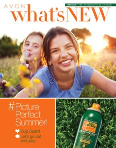 Avon What's New Campaign 11 2015