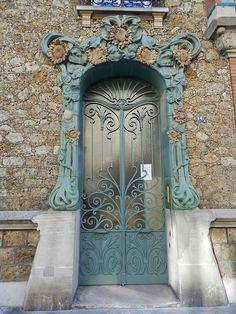 Bois Colombe. France