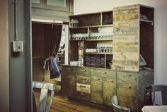Looking for restaurant storage ideas
