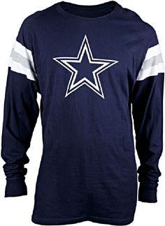 f47c6a3ff Dallas Cowboys Mens Forward Pass Long Sleeve Tee Shirt by DCM  34.95