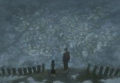 Land of Water (水の国, Mizu no Kuni) by LeKabuto (Ishido Shūji)