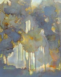 "Saatchi Online Artist Andrea Pramuk; Painting, ""Tree of Life No. 3"" #art"