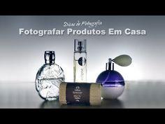 Fotos de Produtos em Casa - Dicas de Fotografia - YouTube