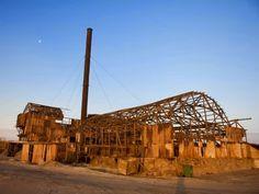 lugares abandonados salitreras chile - Buscar con Google