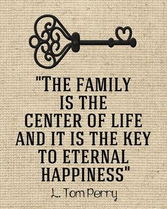 LDS Quotes On Family | 185th Annual General Conference Quotes (April 2015) Free Printables ...