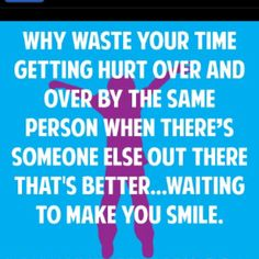 So true.. This applies to me with friends. Get rid of bad friends because good ones are waiting :)