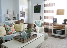 Hello Spring! My Spring 2016 Home Tour - House by Hoff