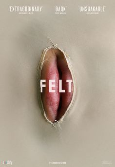 """amplifyhq: """"Teaser poster for our newest film feltmovie Felt Movie Poster Frames, Movie Posters For Sale, Best Movie Posters, Cinema Posters, Best Indie Movies, Good Movies, Latest Movies, Teaser, David Fincher"""