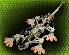 mechatronics animals - Google Search