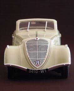 1935 Peugeot 402 Eclipse 1991ccm/4Cyl 55hp 1935-1942