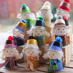Nespresso capsules can be used in so many different ways. The most popular use for these capsules is to make custom jewellery, but you can also use them to make adorable holiday decorations