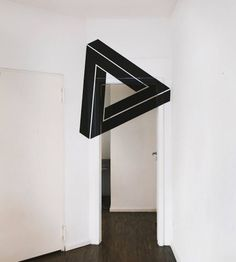 Amazing Anamorphosis in Berlin's Hostel – Fubiz Media