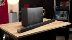 Updated: Best soundbars 2016: 10 soundbars that kick bass -> http://www.techradar.com/1288008  Best Soundbars  Slim TVs are great. Nowadays they take up so little space that it's almost like just having another picture hung on the wall.  But while this slimness may not have major downsides when it comes to picture quality its effect on sound is a much more noticeable.  Speakers don't need to be massive to have impact but the slim ones packed into the edges of your average flat screen TV…