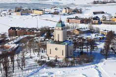 @Museovirasto esittää Suomenlinnan linnoituksen rakennuksineen ja rakenteineen suojeltavaksi