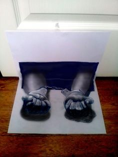 Shackled - Amazing 3D Art