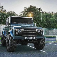 """""""My precious"""", Crewcabin Fever! by @grp4x4 #defender110crewcab #landrover #landroverphotoalbum @landrover @landrover_uk"""