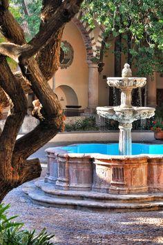 Fountain - San Miguel de Allende Guanajuato, Mexico