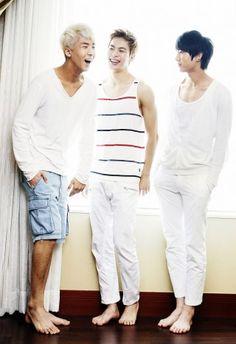 TenAsia [INTERVIEW] Boy band VIXX: Ravi, Hong Bin, Leo