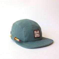8296abf7018 5 Panel Handmade Pencil Hat Camp Cap Carpenter hat Baseball Hats For Men
