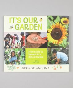 It's Our Garden Hardcover by Random House