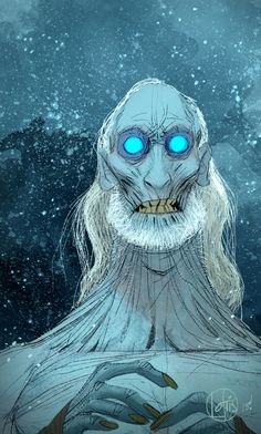 White Walker! -Cory Loftis
