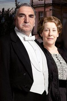 Downton Abbey: What would the abbey do with these two!!!