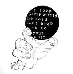 Original art by Robin Richardson. Ink, tattoo, illustration, design, Robin Richardson, Carl Jung, Animal drawing, art, collage, Toronto artist, medieval, meditation, philosophy, artist, hand