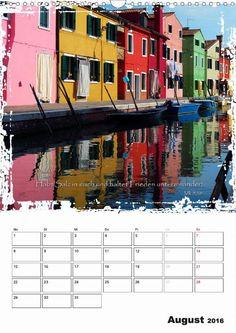 Kalender - Christliche Monatssprüche - August