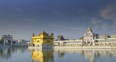 Bing Image Archive: The exterior of the Golden Temple, Amritsar, India - Mark Cator/Photolibrary(Bing United Kingdom)