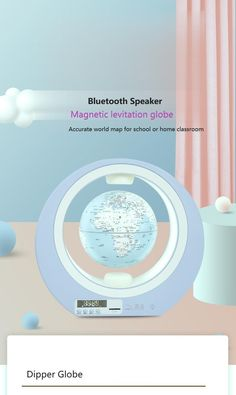 HI-TECH Products from China: sell magnetic levitation bluetooth speaker globe Accurate World Map, Magnetic Levitation, Map Globe, Dipper, Bluetooth, Magnets, Tech, China, Products