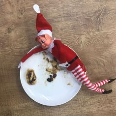 Looks like naughty Elf crept into Dermacare office and ate all the mince pies! Naughty Elf, Ate Too Much, Mince Pies, Elf On The Shelf, Festive, Christmas Gifts, Skincare, Treats, Holiday Decor