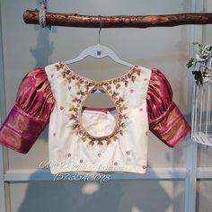 New Saree Blouse Designs, Blouse Designs Catalogue, Simple Blouse Designs, Stylish Blouse Design, Bridal Blouse Designs, Indian Blouse Designs, Latest Blouse Designs, Designer Blouse Patterns, Bellisima