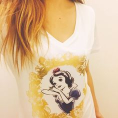 Snow White Floral Pocket Shirt   Disney