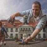 ادريان سوملينك هو فنان هولندي و مصور يستخدم خبرته في التصوير و تعديل الصور لص...