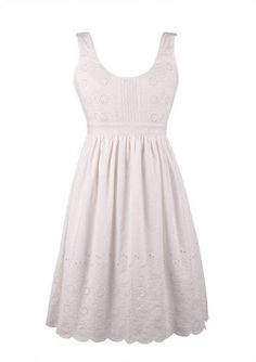 Abby Solid Dress - View All Dresses - Dresses - dELiA*s