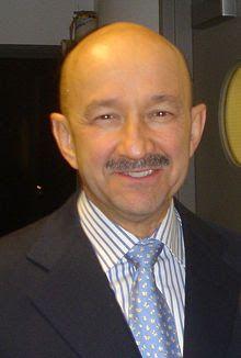 Carlos Salinas de Gortari,ex presidente de México  Ricardo Morga Mayo