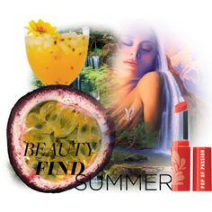 Summer Lip Balm by coppin-s on Polyvore featuring beauty and Bare Escentuals