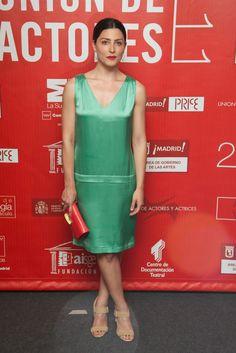 Bárbara Lennie en los XXI Premios Unión de Actores