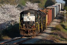RailPictures.Net Photo: GC 3959 Georgia Central Railroad GE U23B at Danville, Georgia by Brad Kindschy