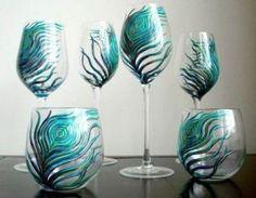 Glass Painting Idea