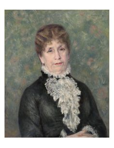 Portrait Of Madame Fould by Pierre Auguste Renoir Handmade oil painting reproduction on canvas for sale,We can offer Framed art,Wall Art,Gallery Wrap and Stretched Canvas,Choose from multiple sizes and frames at discount price. Renoir Paintings, Great Paintings, Beautiful Paintings, Portrait Paintings, William Adolphe Bouguereau, Pierre Auguste Renoir, Camille Pissarro, Richard Diebenkorn, Joan Mitchell