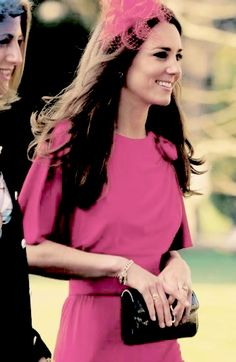 On 17 April Kate Middleton and Prince William attended the wedding of David Jardine-Paterson and Emilia D'Erlanger Prince William And Catherine, William Kate, Princess Kate, Princess Charlotte, Duke And Duchess, Duchess Of Cambridge, Looks Kate Middleton, Princesa Kate Middleton, Kate And Meghan