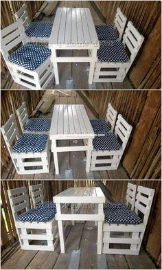 This wood pallet amazing idea is flavour out with the dining furniture designing that can purposely be used as the dining best accessory to make it look attention grabbing for others. Small in size shape and light in weight age! Isn't it looking cool?