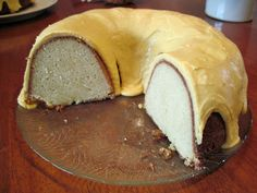 Creole Cream Cheese Pound Cake for Mother's Day