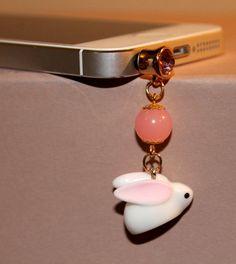 HTC One,iPhone,iPad,LG,Nokia Lumia,Sony Tapon Antipolvo para M/óvil 3,5mm Maviss Diary/® 3.5 mm de Cristal Diamante tapones tap/ón anti-polvo enchufe Animales del auricular de Gato para cualquier dispositivo de toma de auriculares 3.5 mm
