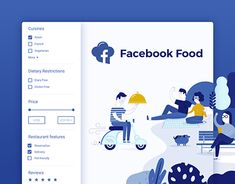 "Check out new work on my @Behance portfolio: ""Facebook Food"" http://be.net/gallery/62309735/Facebook-Food"