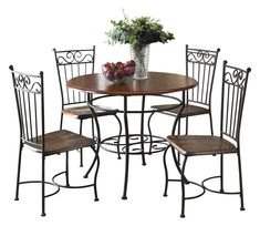 Deschamps 5 Piece Dining Set